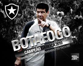 Papel de parede Botafogo – Campeão Carioca