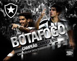Papel de parede Botafogo – Campeão Taça Guanabara e Rio