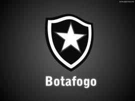 Papel de parede Botafogo – Escudo