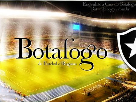 Papel de parede Botafogo – Fã para download gratuito. Use no computador pc, mac, macbook, celular, smartphone, iPhone, onde quiser!