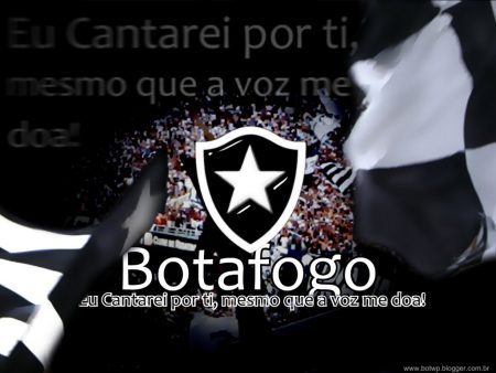 Papel de parede Botafogo – Futebol para download gratuito. Use no computador pc, mac, macbook, celular, smartphone, iPhone, onde quiser!