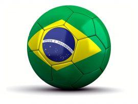 Papel de parede Brasil – Bola de Futebol