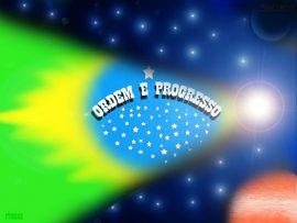 Papel de parede Brasil – Brindo o céu