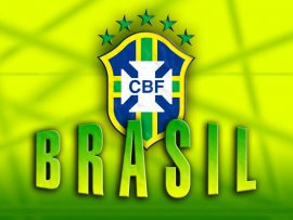 Papel de parede Brasil – Torcendo pelo país
