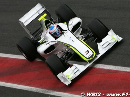 Papel de parede Brawn GP – 2009 para download gratuito. Use no computador pc, mac, macbook, celular, smartphone, iPhone, onde quiser!