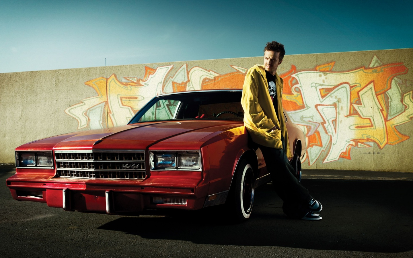 Papel de parede breaking bad jesse pinkman com monte for Musictown motor cars tennessee