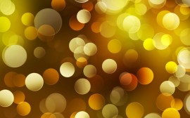 Papel de parede Brilho Amarelo