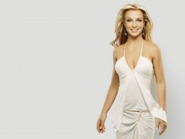 Papel de parede Britney Spears de Vestido