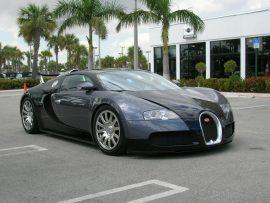 Papel de parede Bugatti Preto