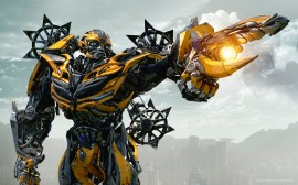 Papel de parede Transformers 4: Bumblebee