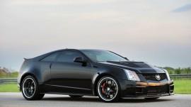 Papel de parede Cadillac CTS-Vby
