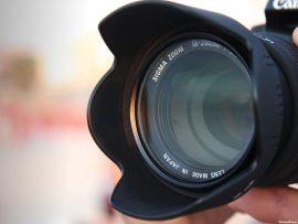 Papel de parede Câmera – De Perto