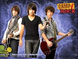 Papel de parede Camp Rock – Disney