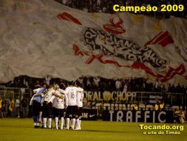 Papel de parede Campeão da Copa do Brasil 2009