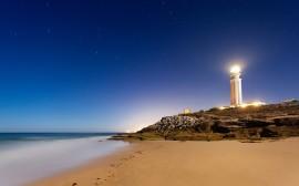 Papel de parede Praia do Farol de Trafalgar