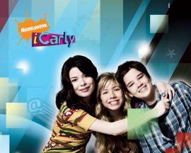 Papel de parede Carly e amigos