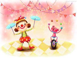 Papel de parede Carnaval Infantil