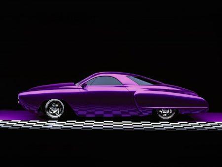 Papel de parede Carro lilás para download gratuito. Use no computador pc, mac, macbook, celular, smartphone, iPhone, onde quiser!