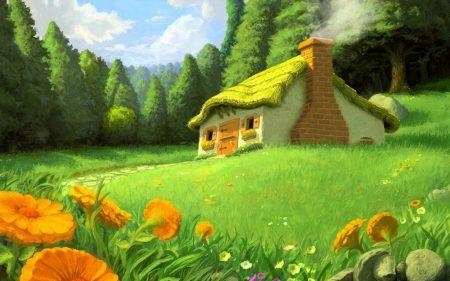 Papel de parede Casa de Bonecas para download gratuito. Use no computador pc, mac, macbook, celular, smartphone, iPhone, onde quiser!