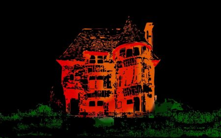 Papel de parede Casa Ilustrada para download gratuito. Use no computador pc, mac, macbook, celular, smartphone, iPhone, onde quiser!