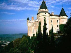 Papel de parede Castelo #3