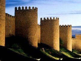 Papel de parede Castelo #8