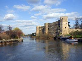 Papel de parede Castelo de Newark