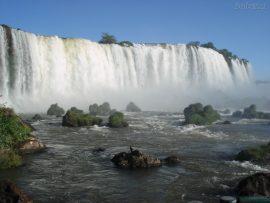 Papel de parede Cataratas do Iguaçu
