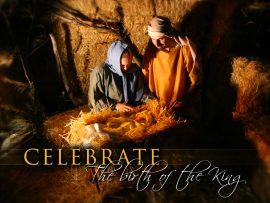 Papel de parede Celebre o Nascimento de Jesus