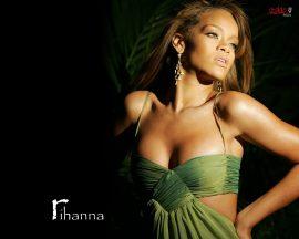 Papel de parede Celebridades – Rihanna