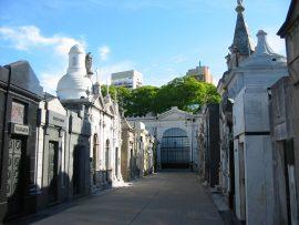 Papel de parede Cemitério da Recoleta – Entrada