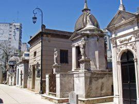 Papel de parede Cemitério da Recoleta – Mausoléus