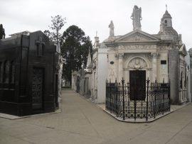 Papel de parede Cemitério da Recoleta – Ruas