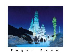 Papel de parede Cenários incríveis de Roger Dean