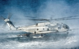 Papel de parede Helicóptero Sikorsky CH-53E