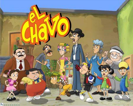 Papel de parede Chaves em Desenho Animado para download gratuito. Use no computador pc, mac, macbook, celular, smartphone, iPhone, onde quiser!
