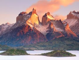 Papel de parede Chile – Andes