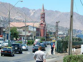 Papel de parede Chile – Cidade