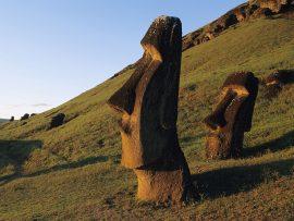Papel de parede Chile – Ilha de Páscoa