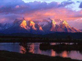 Papel de parede Chile – Montanhas