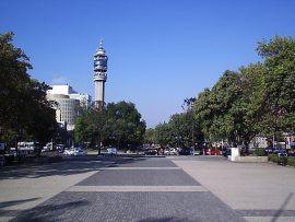 Papel de parede Chile – Santiago