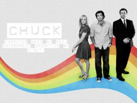 Papel de parede Chuck – Engraçado