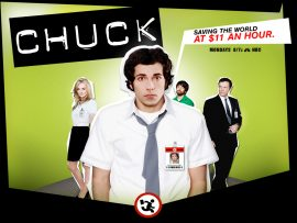 Papel de parede Chuck – Seriado
