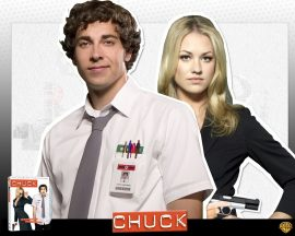 Papel de parede Chuck – TV