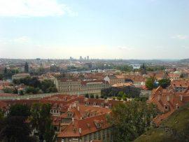 Papel de parede Cidade européia