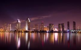 Papel de parede Cidade de San Diego