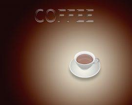 Papel de parede Coffe