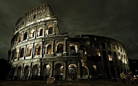 Papel de parede Coliseu para download gratuito. Use no computador pc, mac, macbook, celular, smartphone, iPhone, onde quiser!