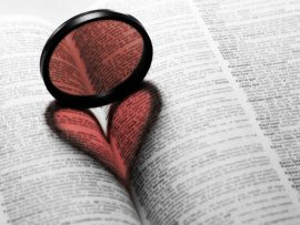 Papel de parede Com o coração