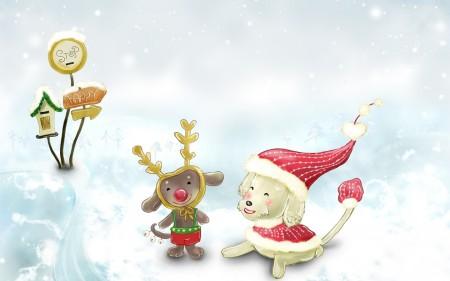 Papel de parede Contos de Fadas de Inverno para download gratuito. Use no computador pc, mac, macbook, celular, smartphone, iPhone, onde quiser!